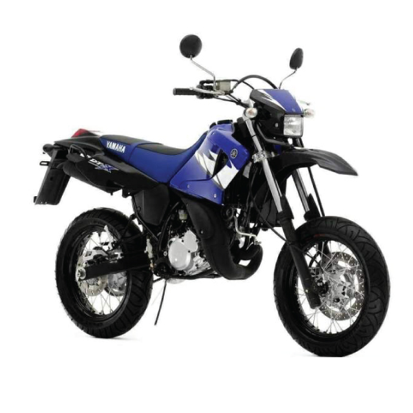 DT 125 RE/X (From 2004)