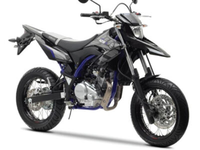 WR 125 X/R (From 2009)